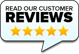 Read Our Customer Reviews!